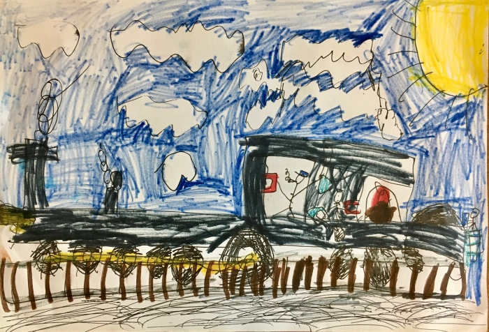 Day Train, Reeve